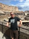 Scott in Italy
